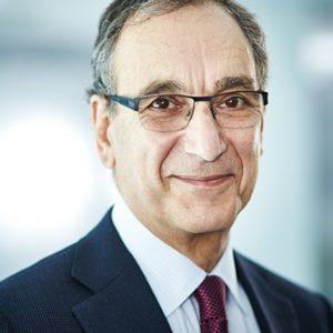 CEO George Scangos