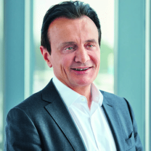 AstraZeneca CEO Pascal Soriot