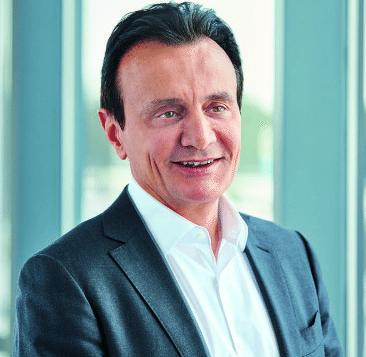CEO Pascal Soriot