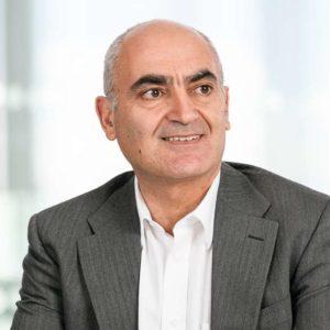 GSK's Chariman of Vaccines, Moncef Slaoui