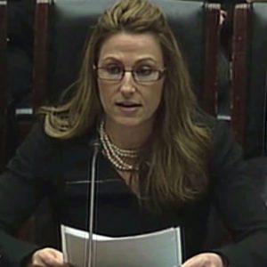 Heather Bresch, CEO of Mylan