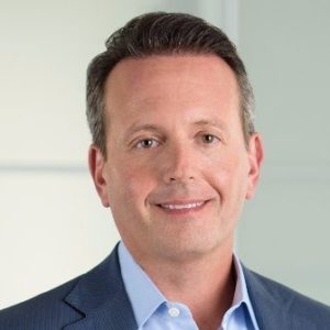 Brent Saunders, CEO Allergan