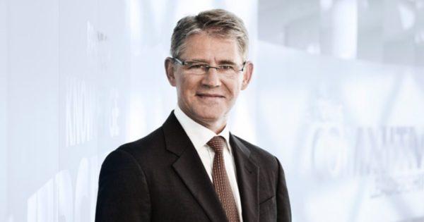 Novo Nordisk CEO Lars Rebien Sørensen