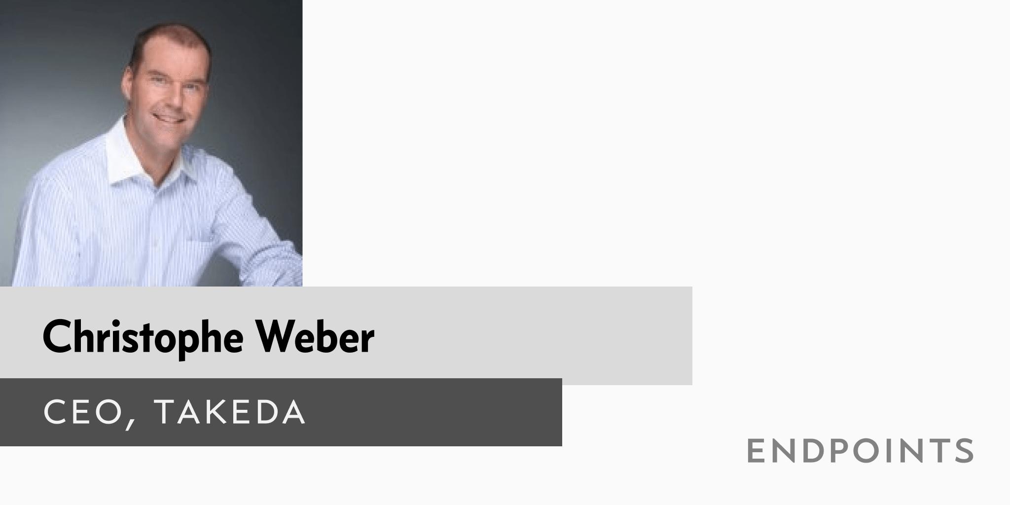 Christophe Weber