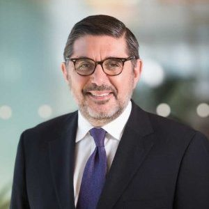 Bruno Strigini, CEO Novartis Oncology