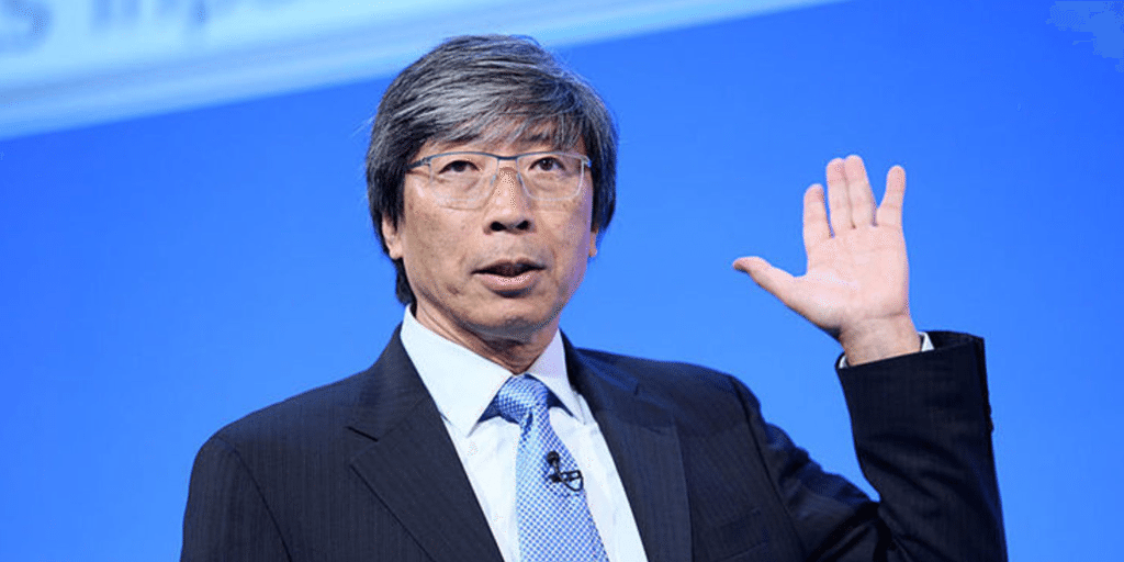Dr. Patrick Soon Shiong author NHS Confederation