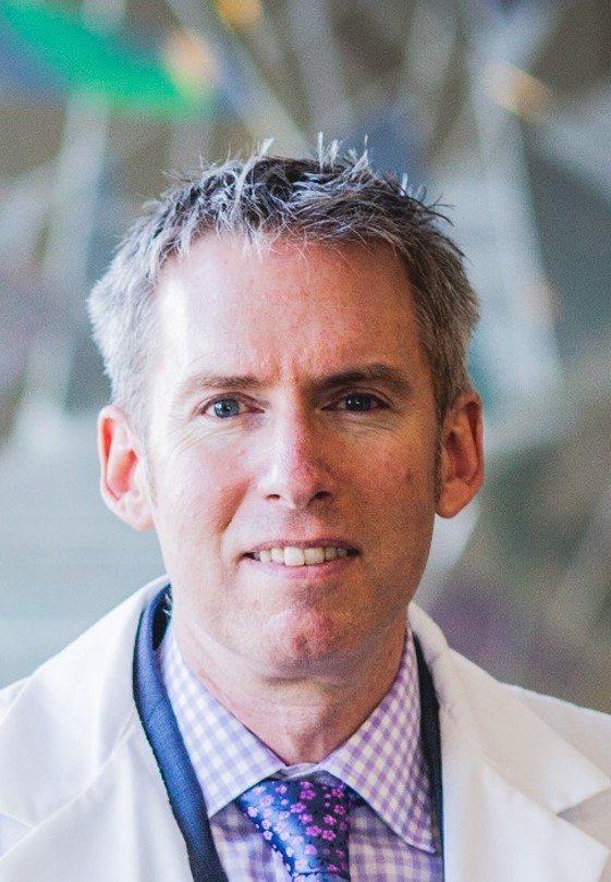 David Ross Camidge, MD, PhD
