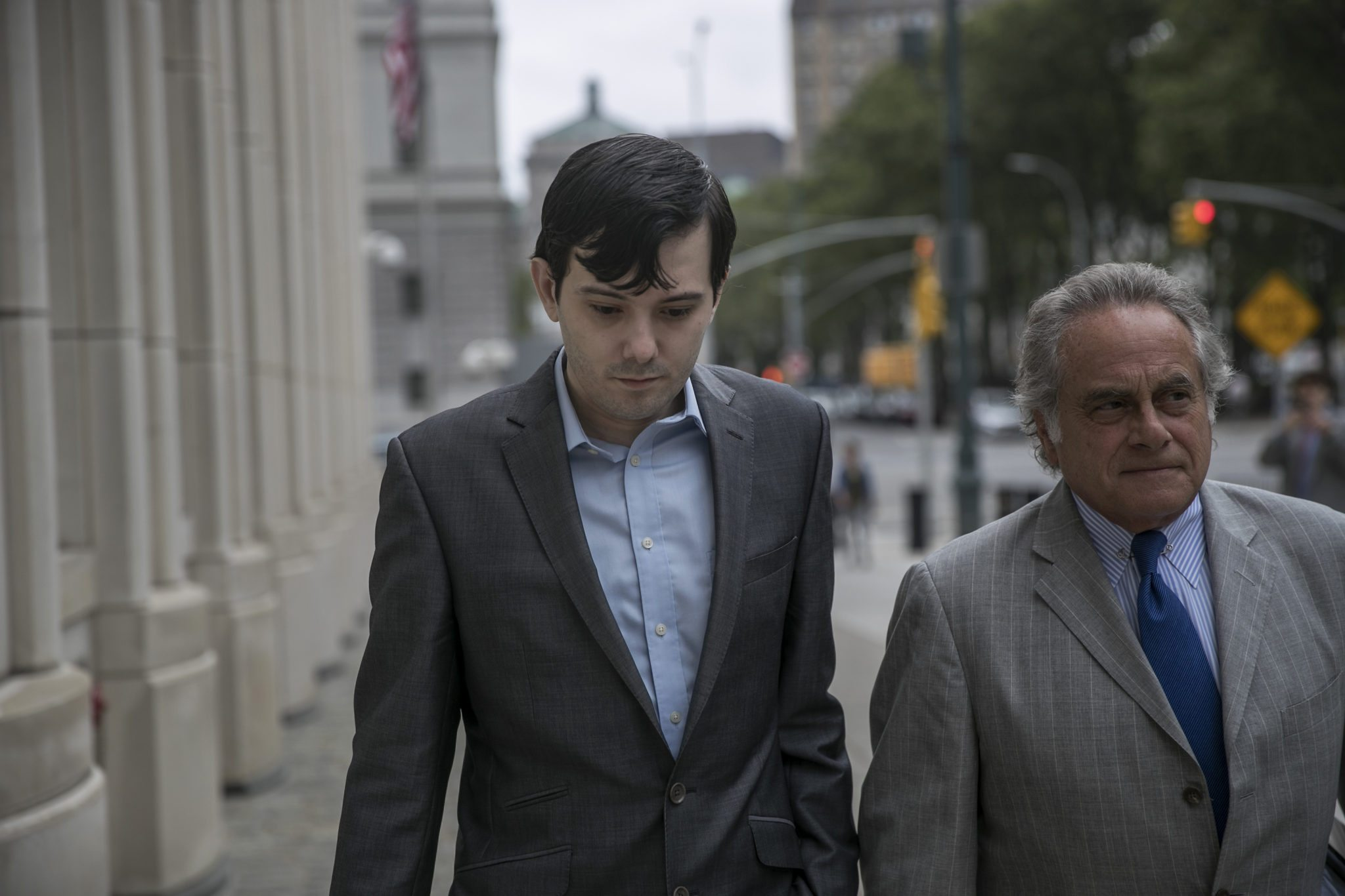 Court struggles to find impartial jurors in Martin Shkreli fraud trial