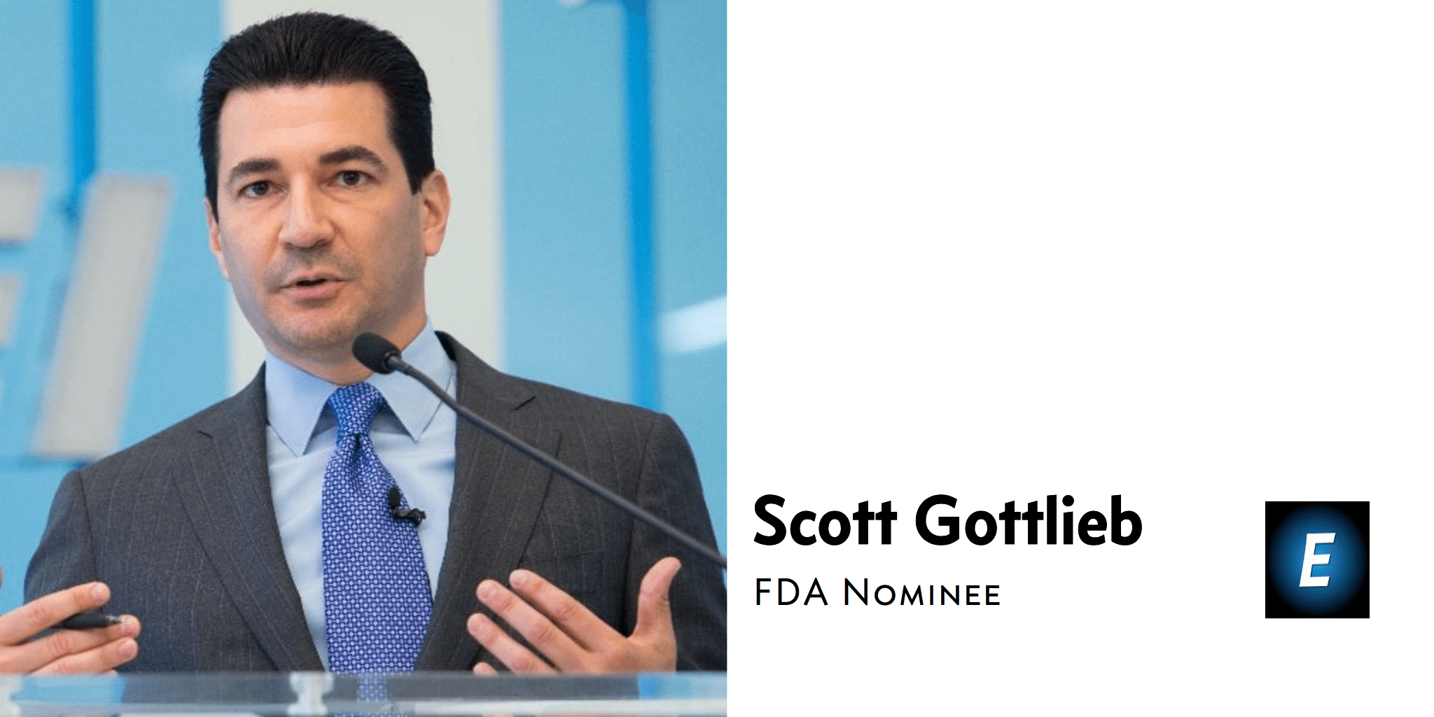 scott gottlieb aced his confirmation hearing vowing to maintain scott gottlieb aced his confirmation hearing vowing to maintain r d gold standard endpoints news