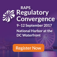 RAPS Regulatory Convergence 2017
