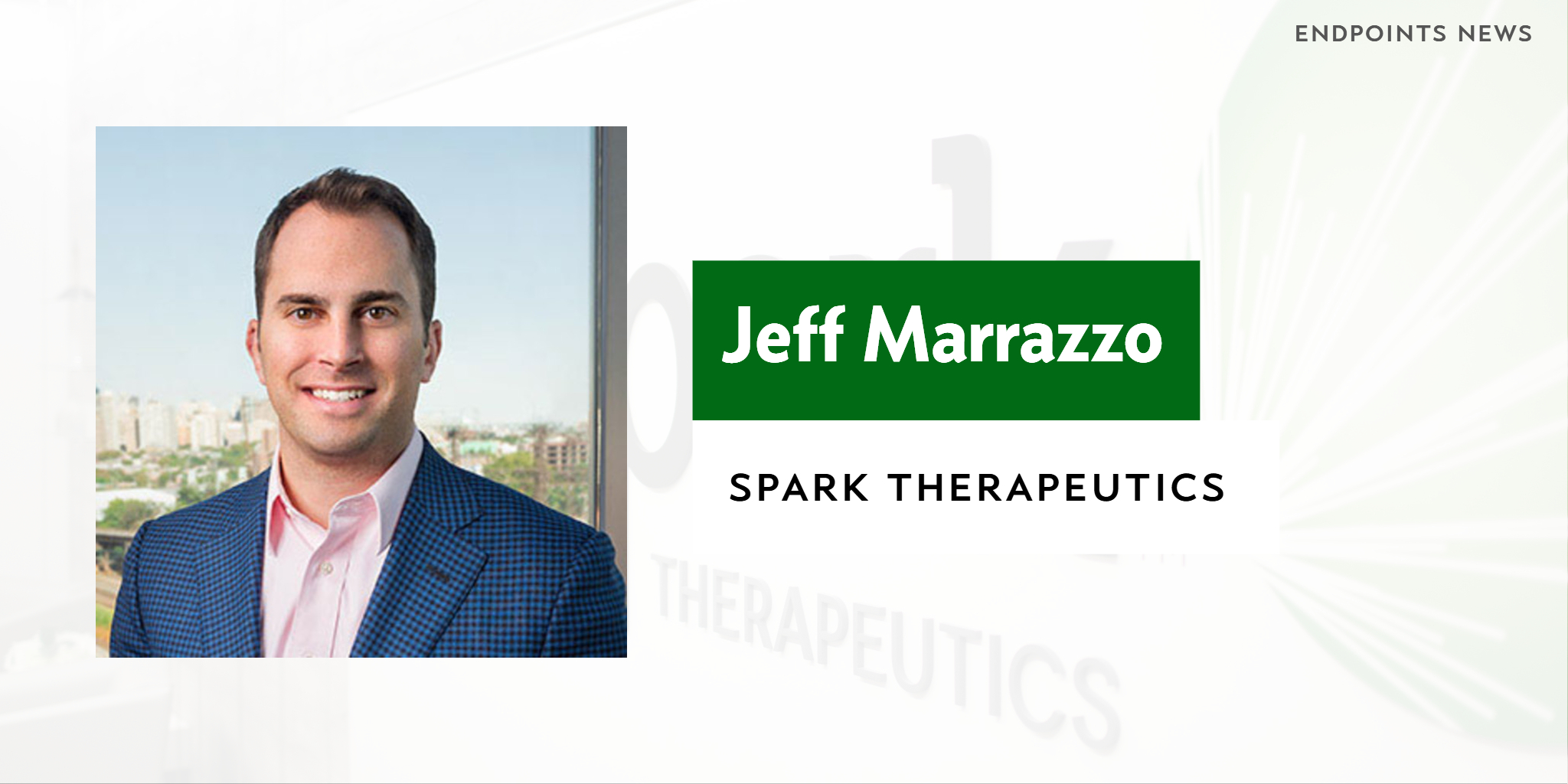 Spark Therapeutics offers medicine for treatment of rare inherited form of blindness