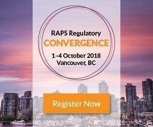 RAPS Convergence 2018