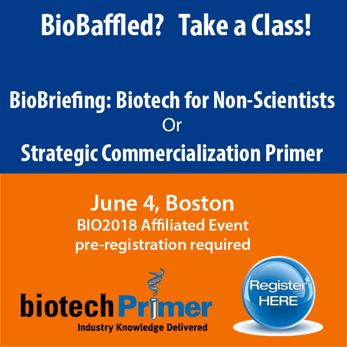 Biotech Primer Boston 2018