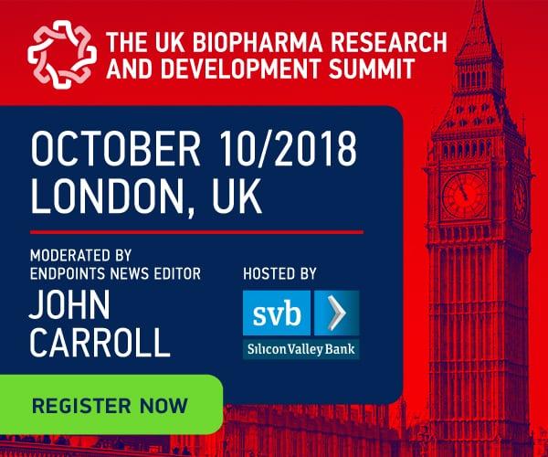 The UK Biopharma Research & Development Summit