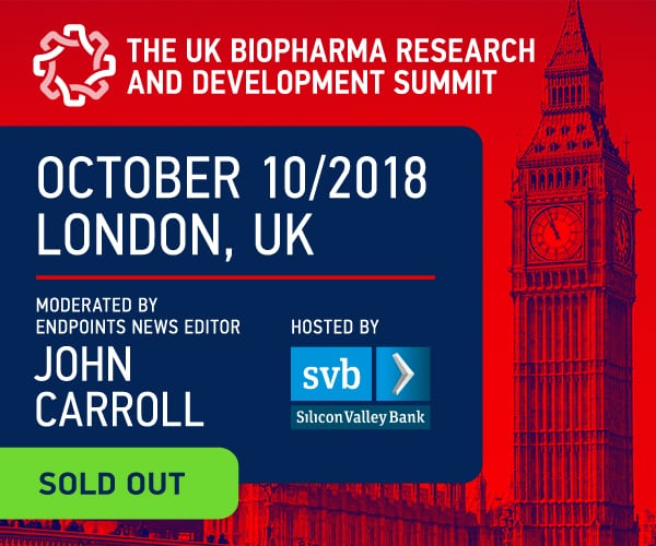 The UK Biopharma Research & Development Summit