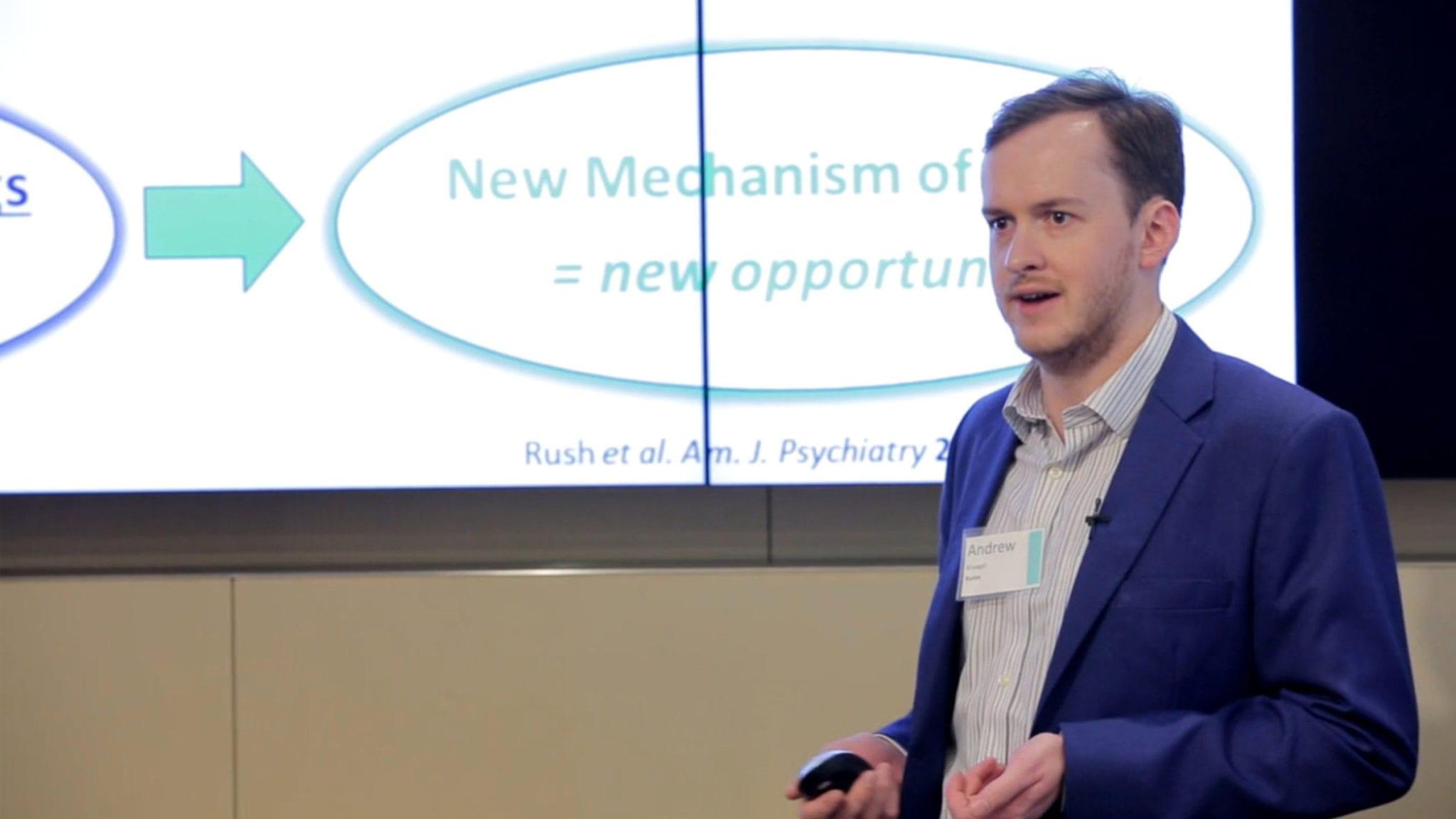 After psilocybin and ketamine, a new biotech comes along developing a drug Scott Gottlieb fought