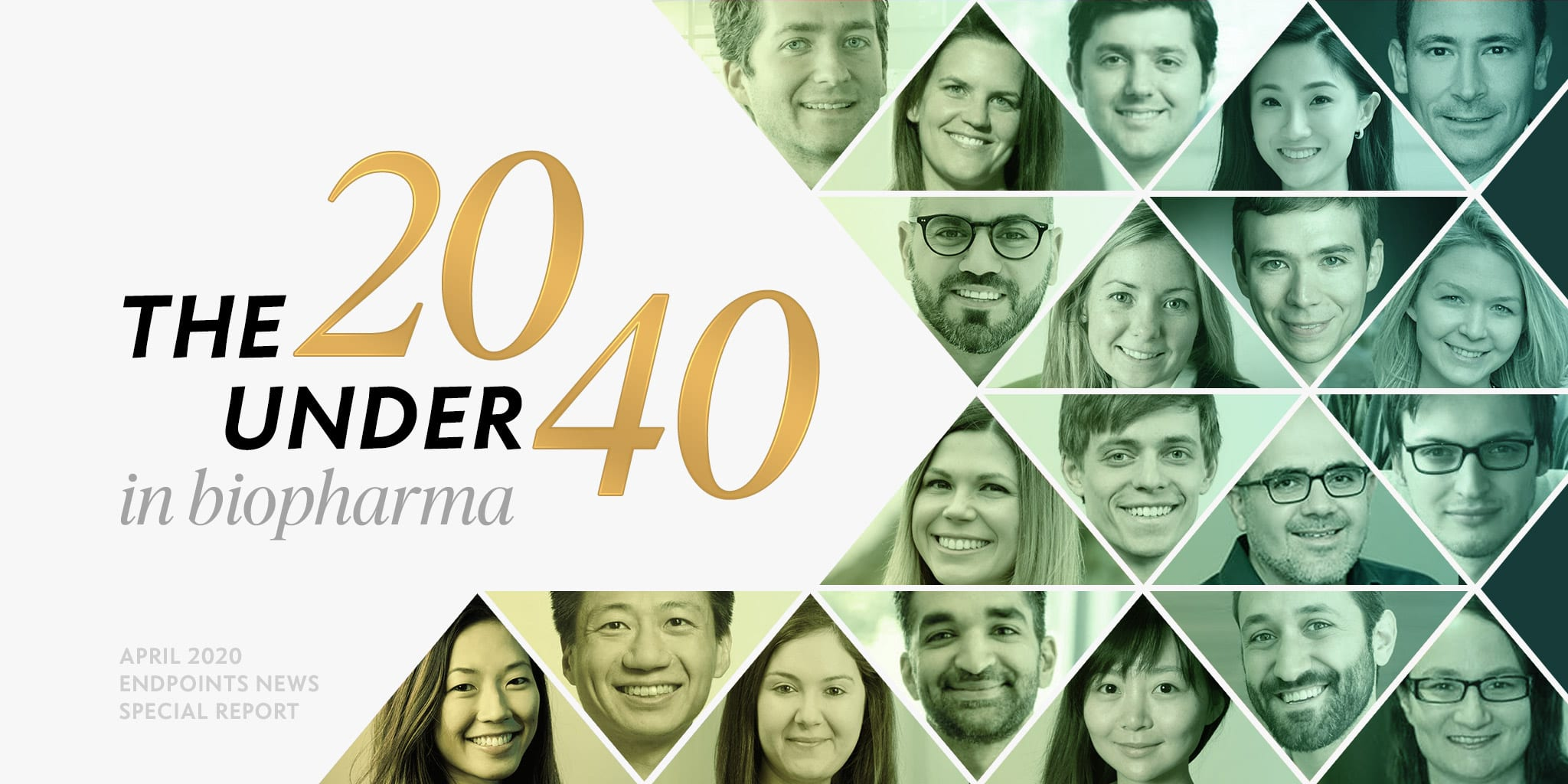 The 20 under 40: Inside the next generation of biopharma leaders